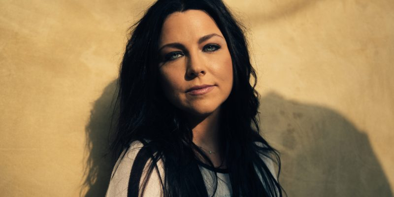 Evanescence's Amy Lee Gets Back to Life