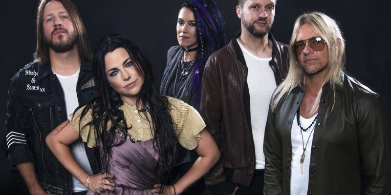 Evanescence's 2021 plans