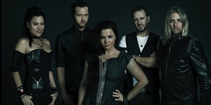 Evanescence to perform on Jimmy Kimmel Live!